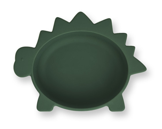 Iggy Silicone Bowl Dino single-3