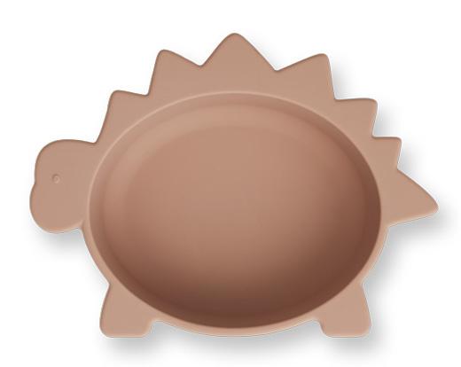 Iggy Silicone Bowl Dino single-1