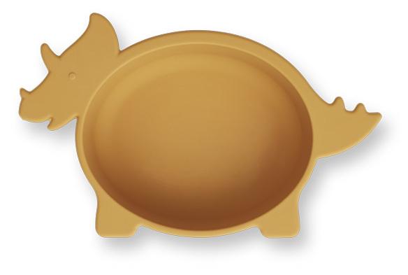 Iggy Silicone Bowl Dino single-7