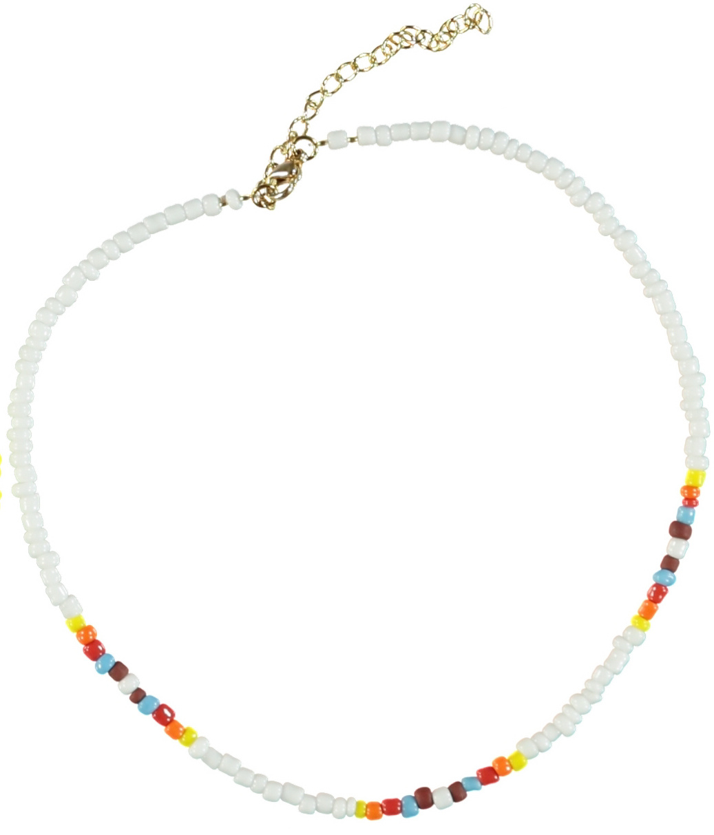 necklaces | white-1