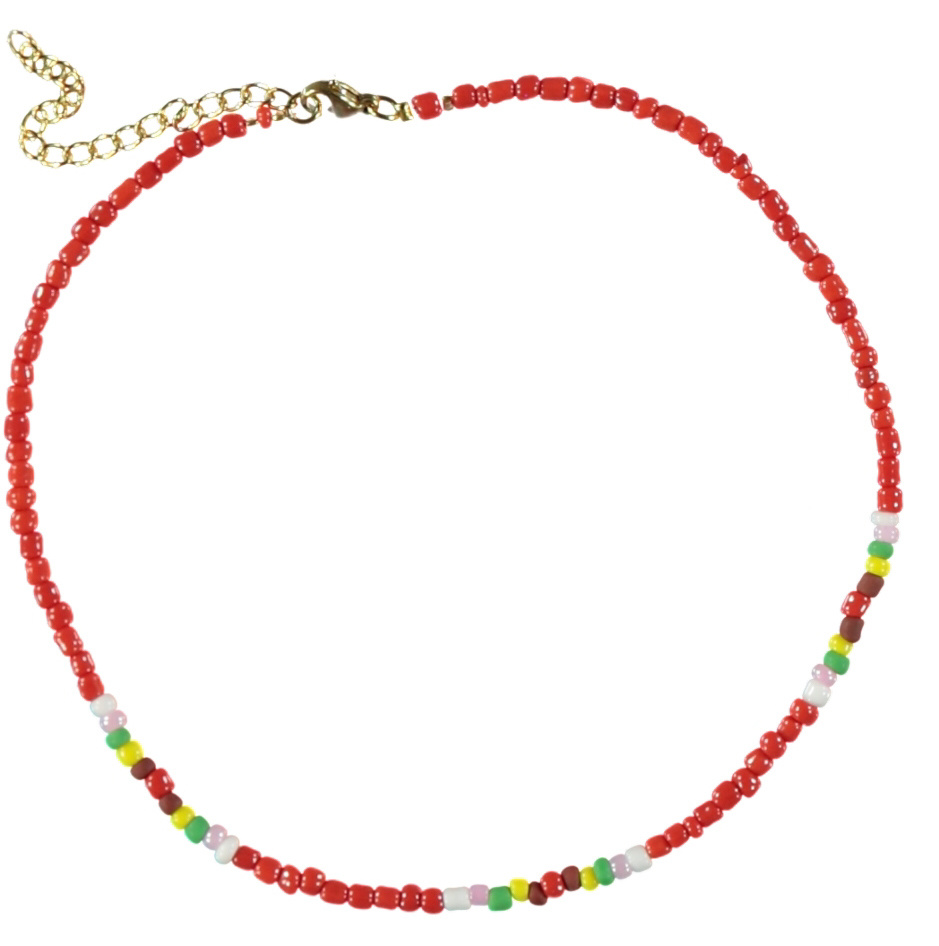 necklaces | red-1