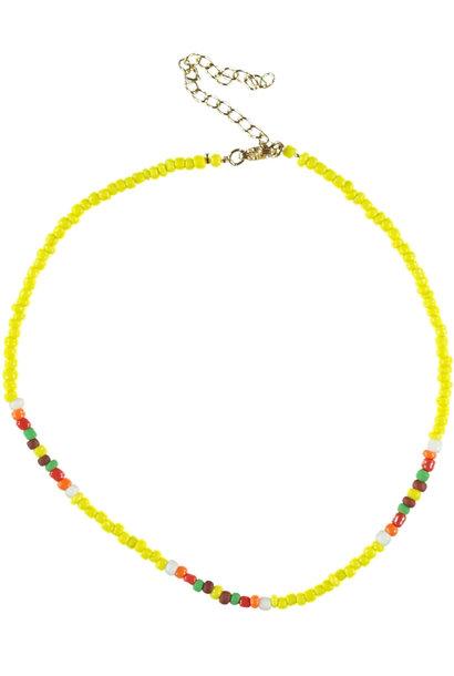 necklaces | yellow
