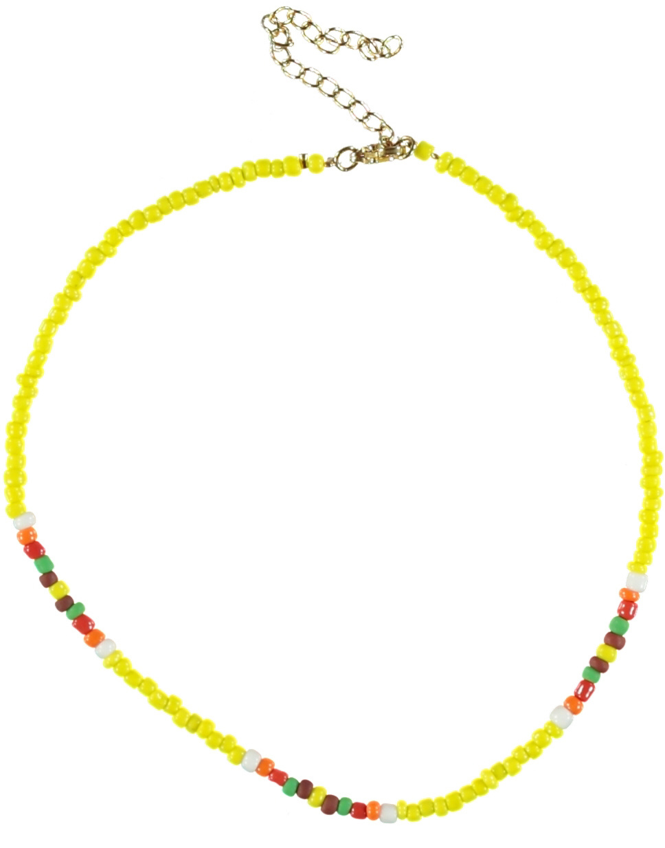 necklaces | yellow-1