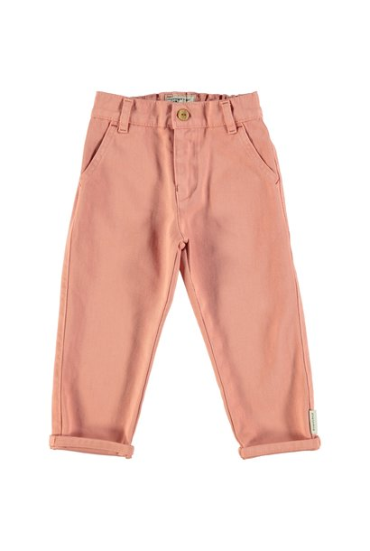 unisex trousers | pale pink