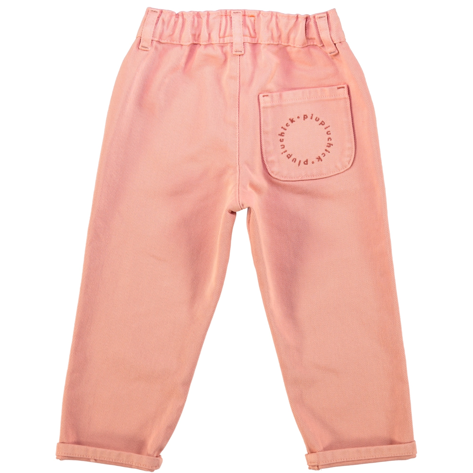 unisex trousers | pale pink-2