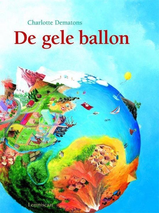 De gele ballon-1