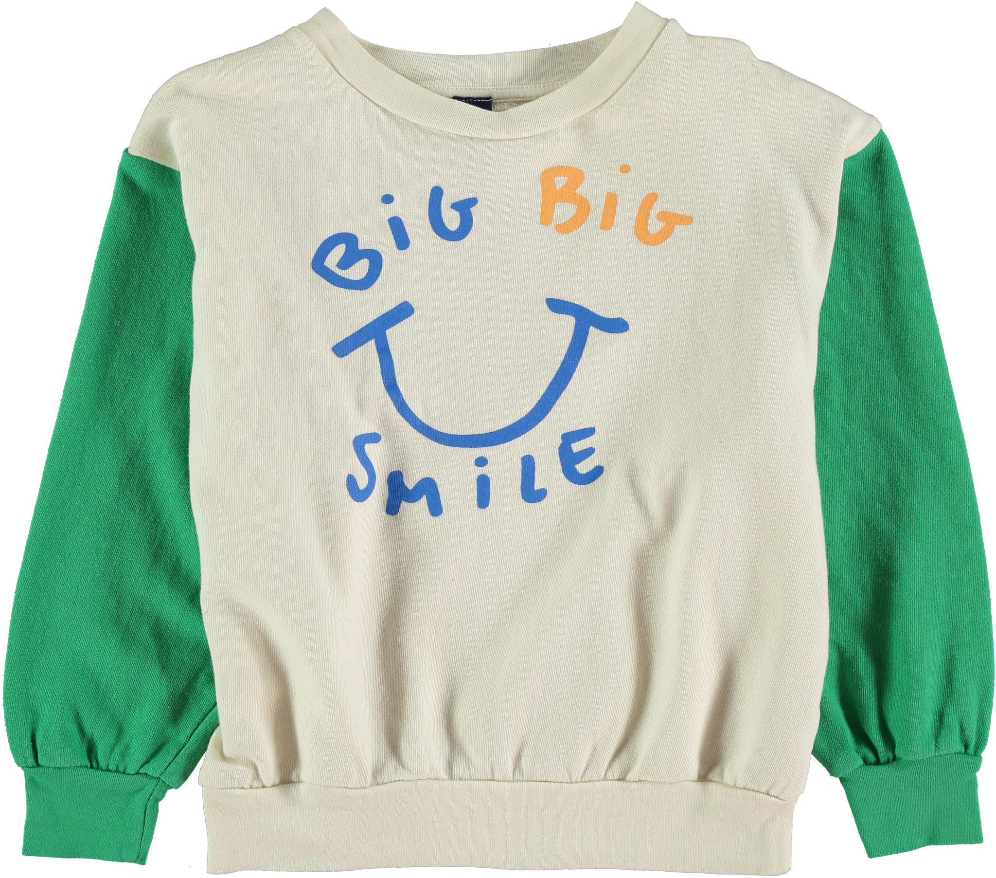 Sweatshirt big smile-1