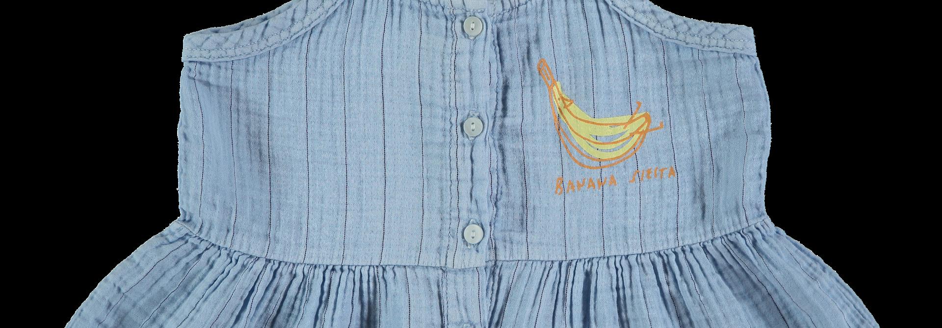 Shirt brace stripes banana
