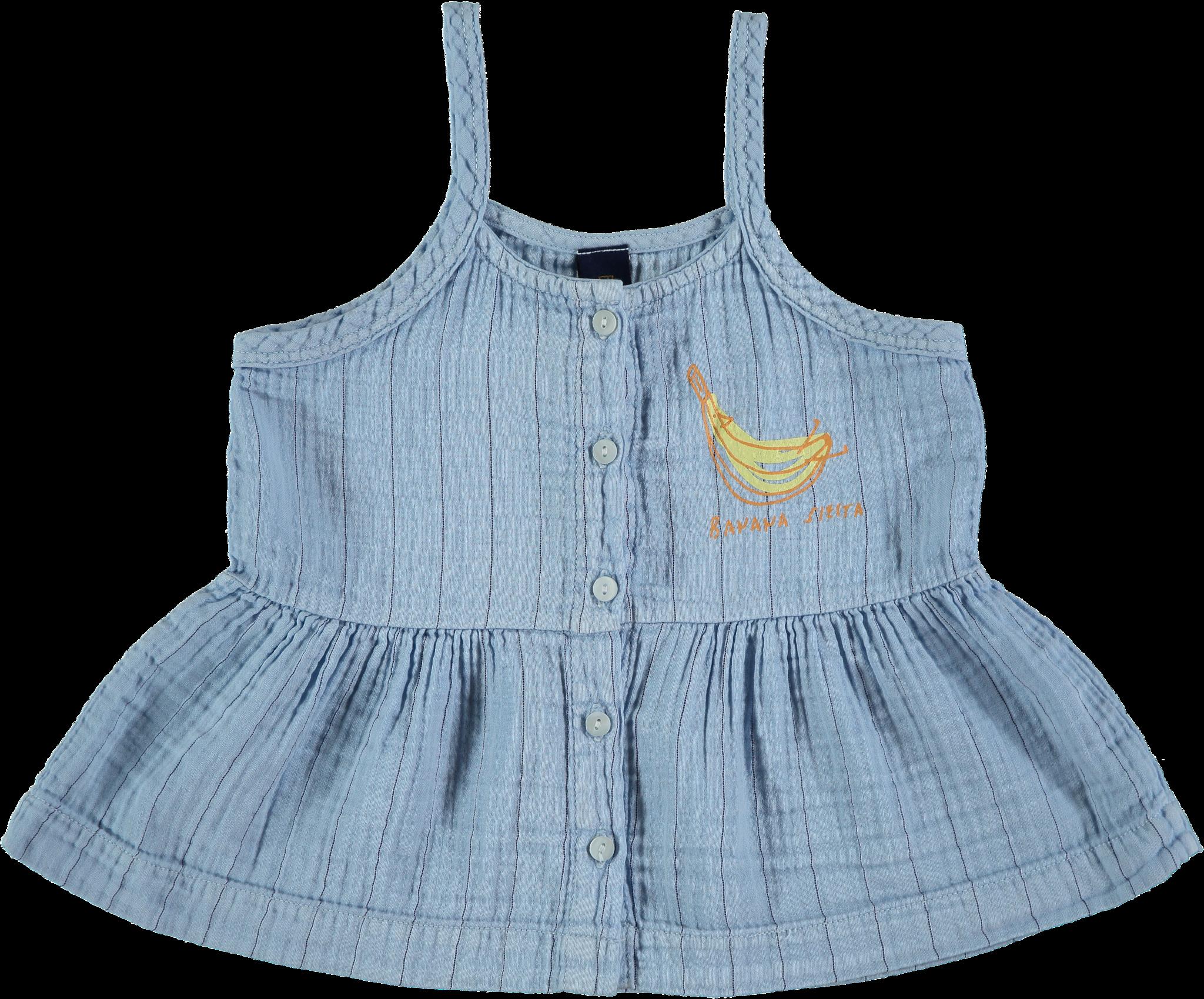 Shirt brace stripes banana-1