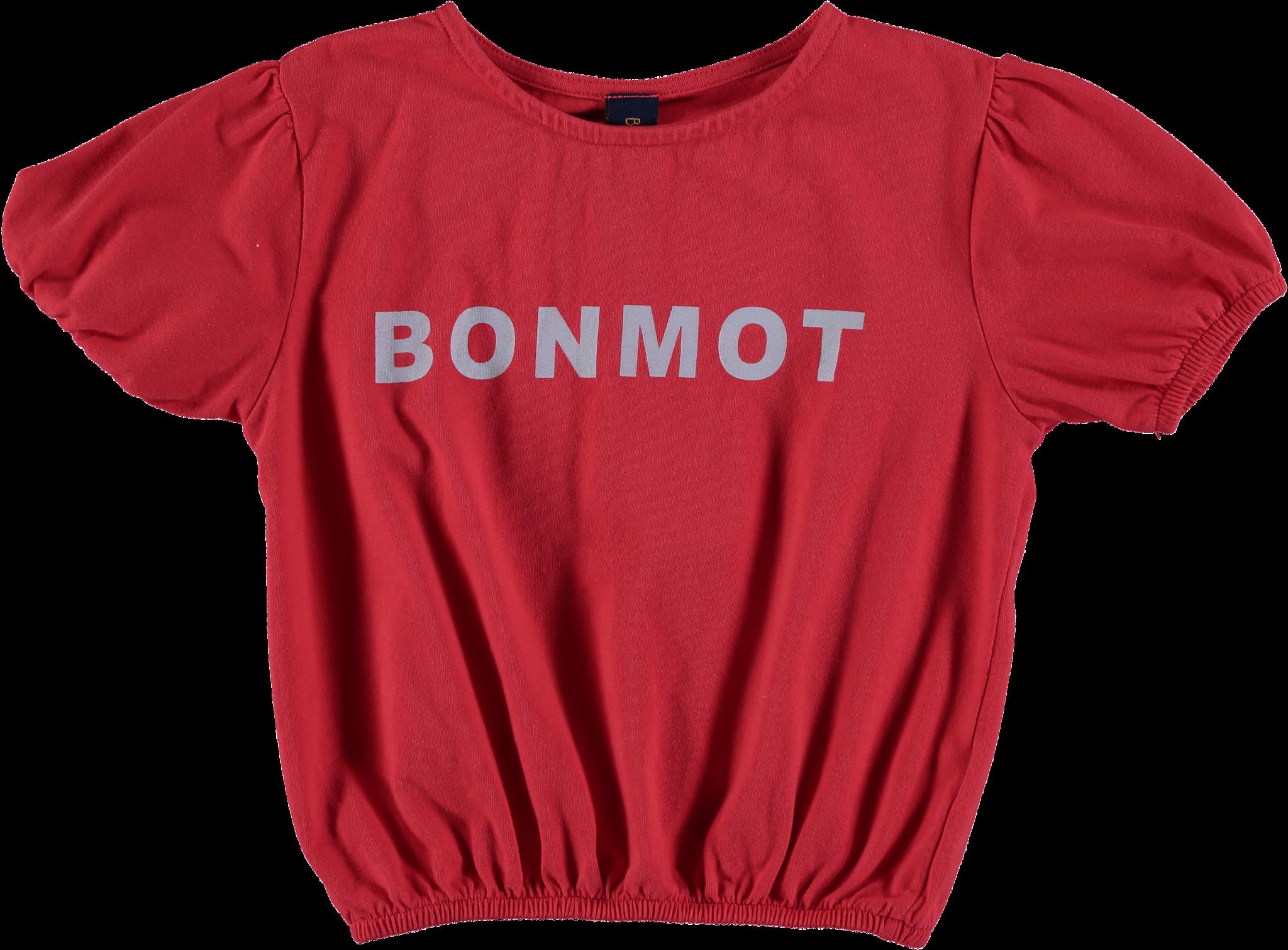Crop t-shirt Bonmot-1