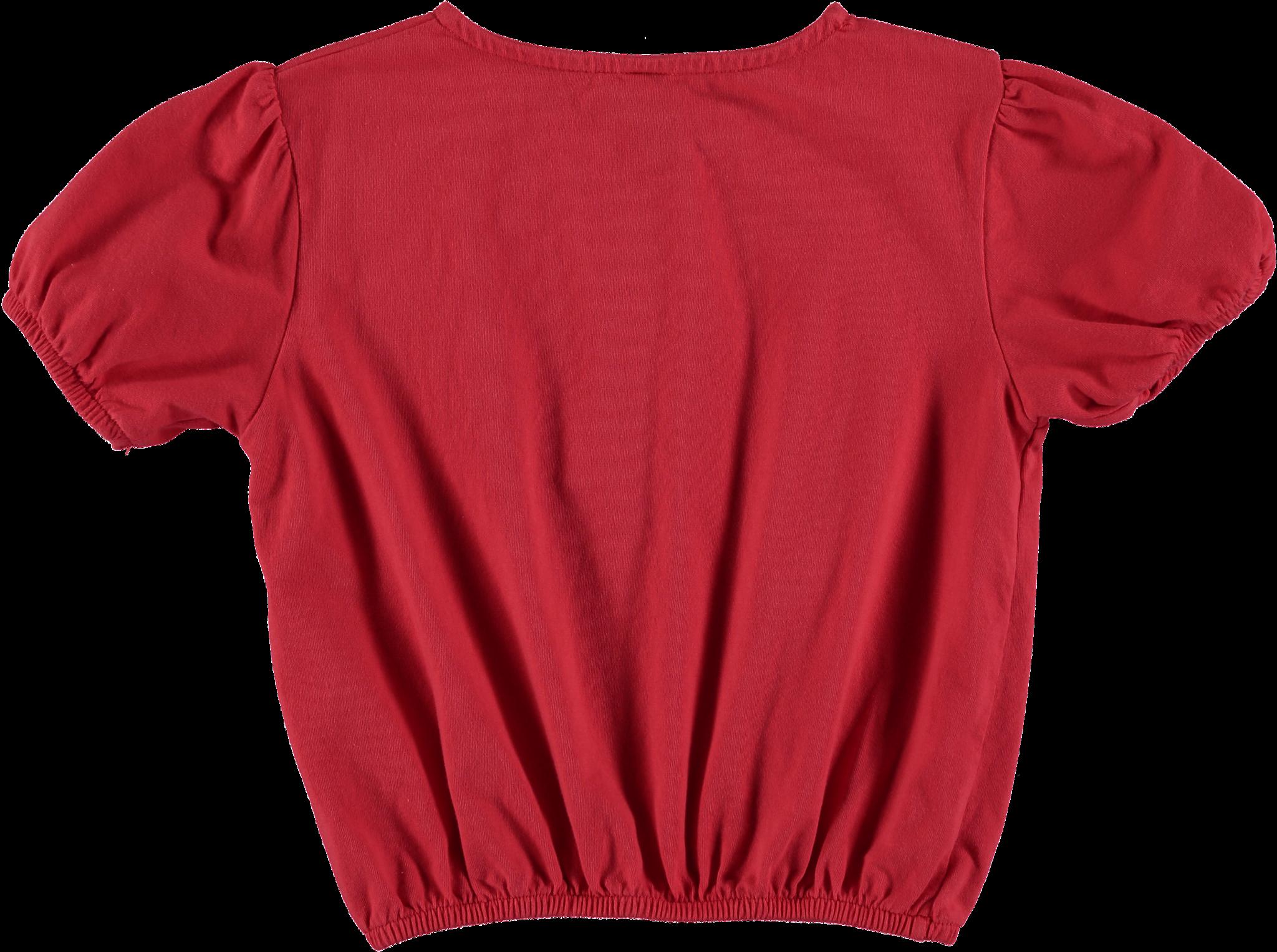 Crop t-shirt Bonmot-2
