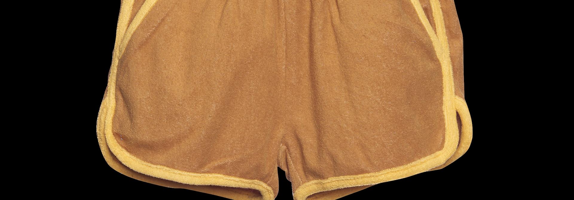 Gym Shorts - brown