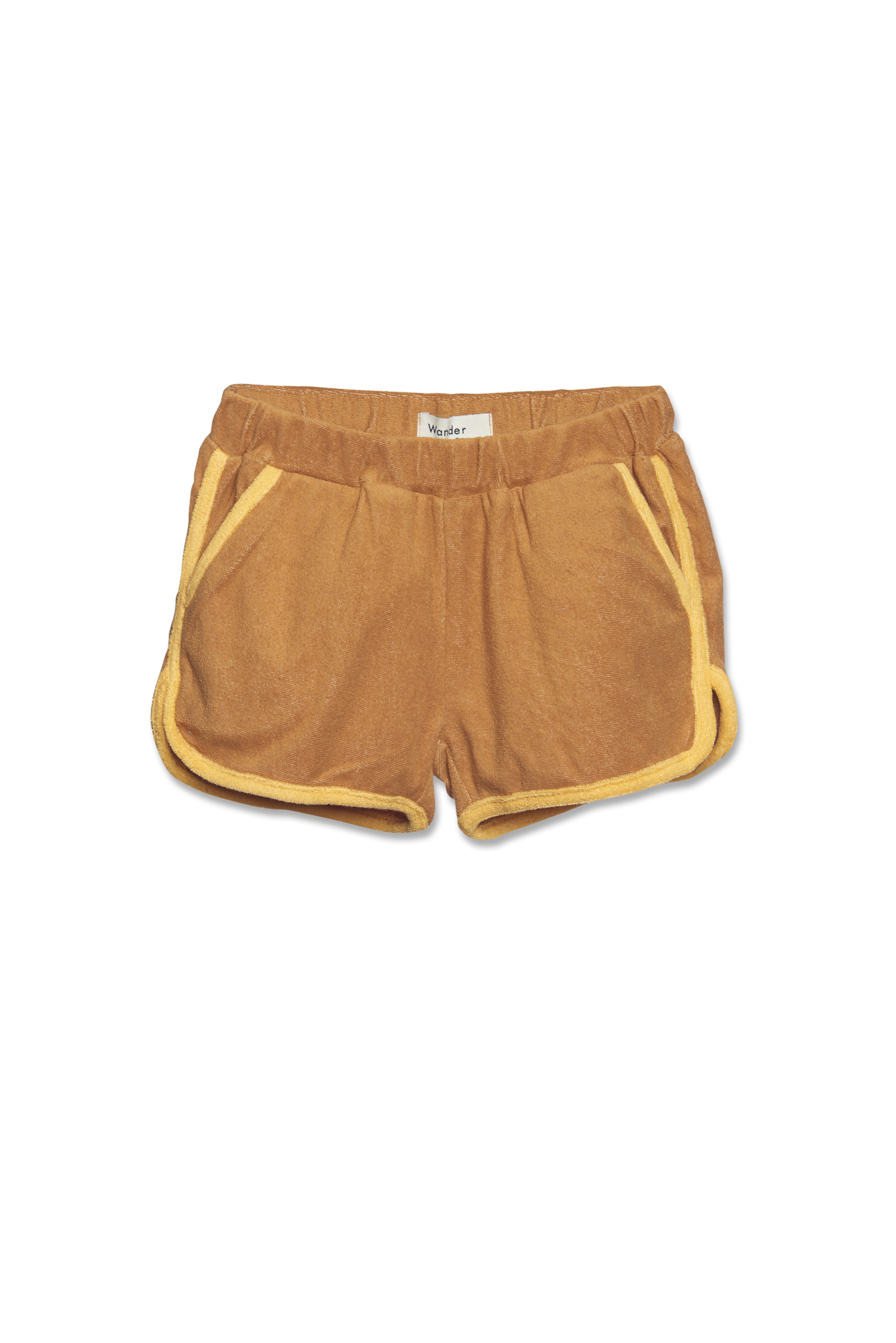 Gym Shorts - brown-1