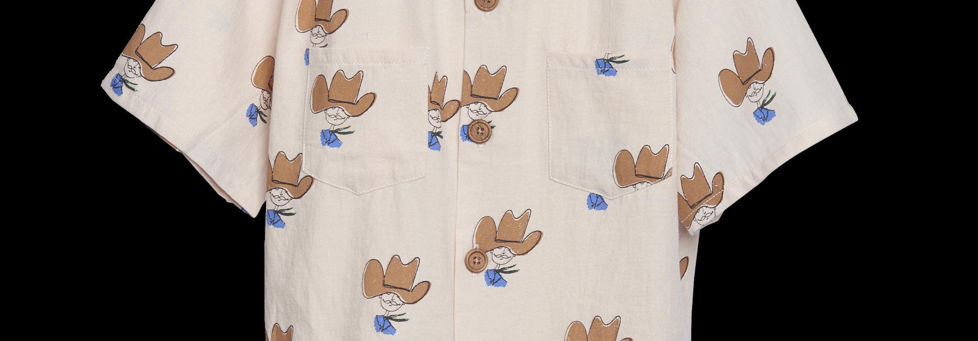 Western Shirt - cowboy