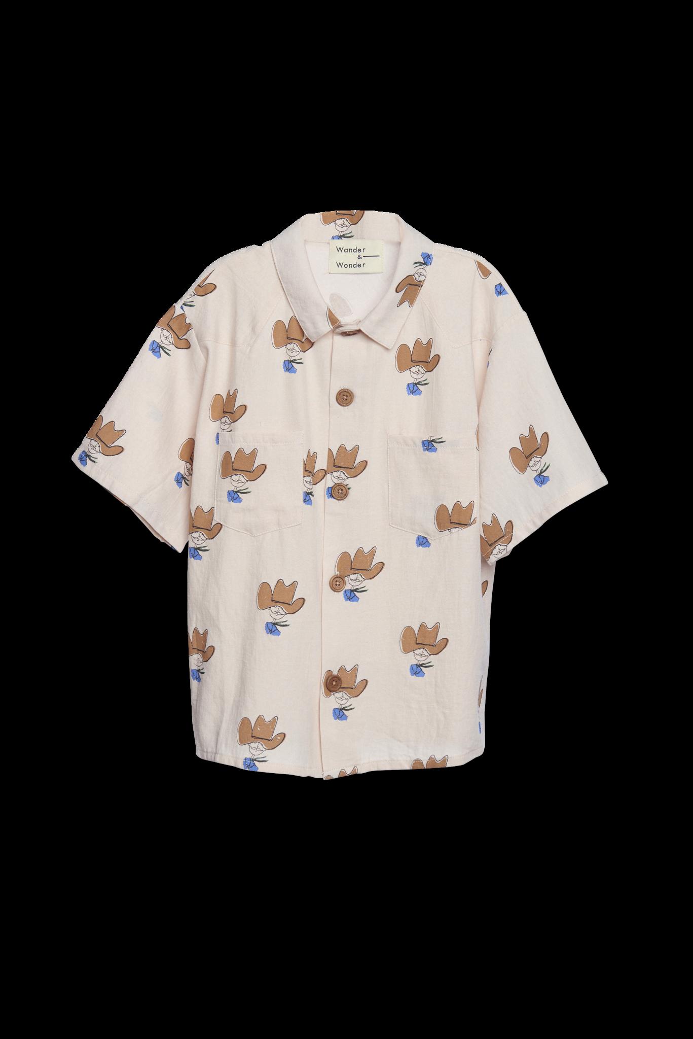 Western Shirt - cowboy-1