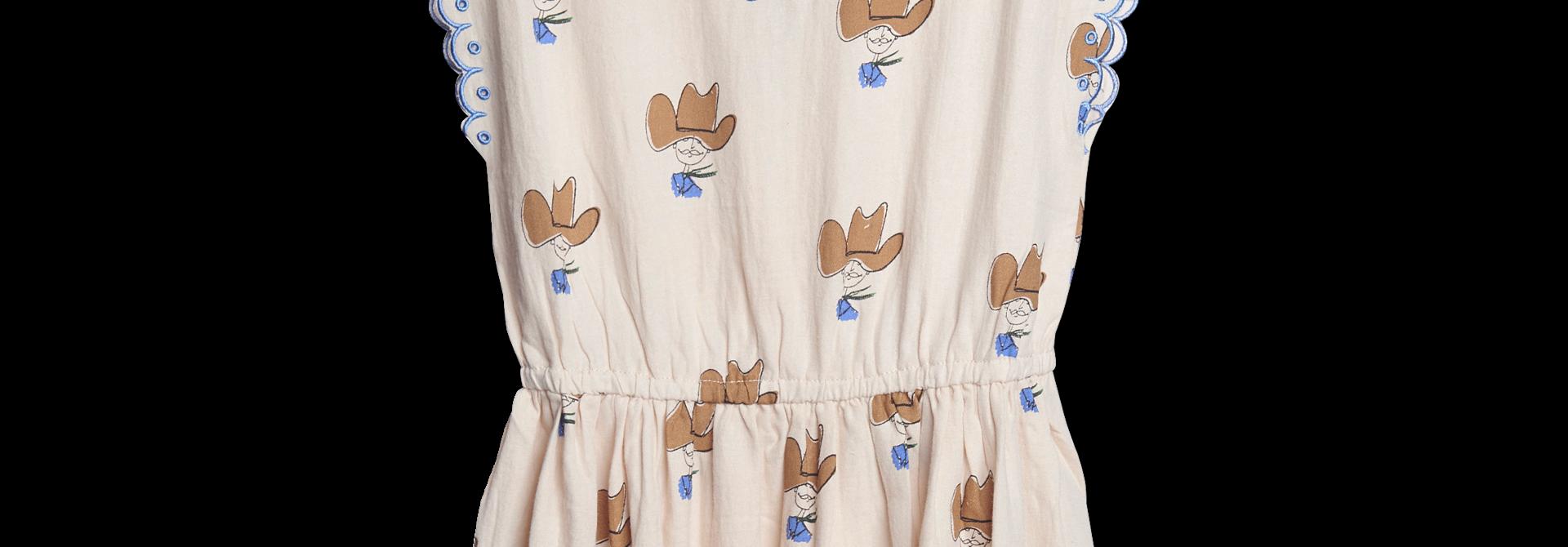 Montana Dress - cowboy