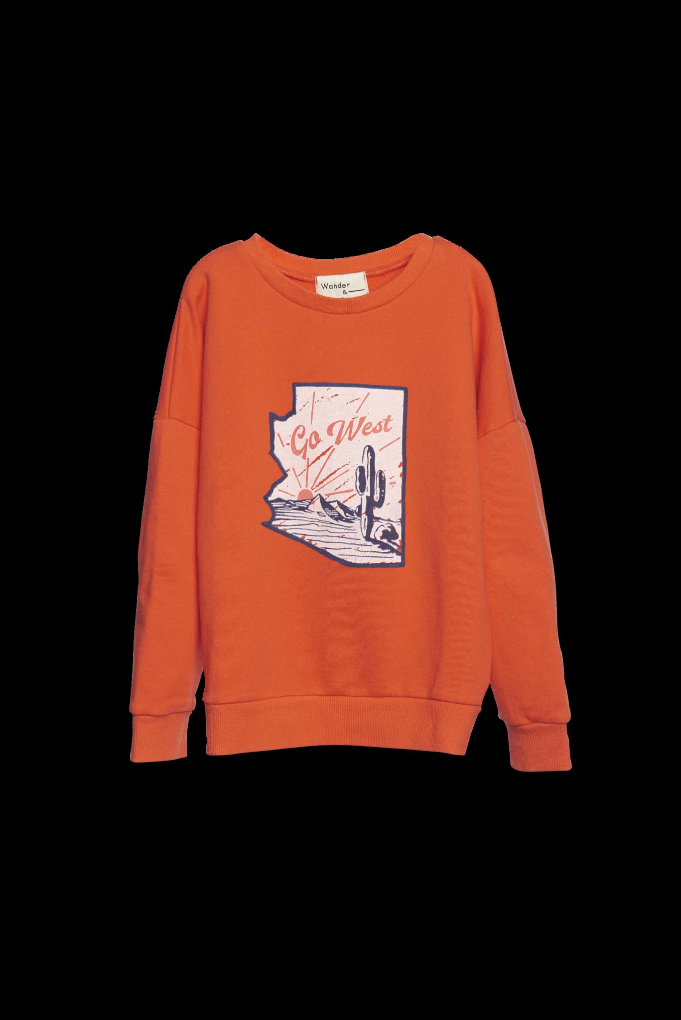 Summer Sweatshirt - fire-1