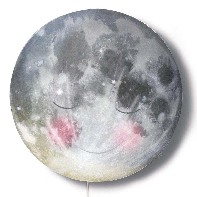 Nachtlamp 'Ga slapen, maan!'-1