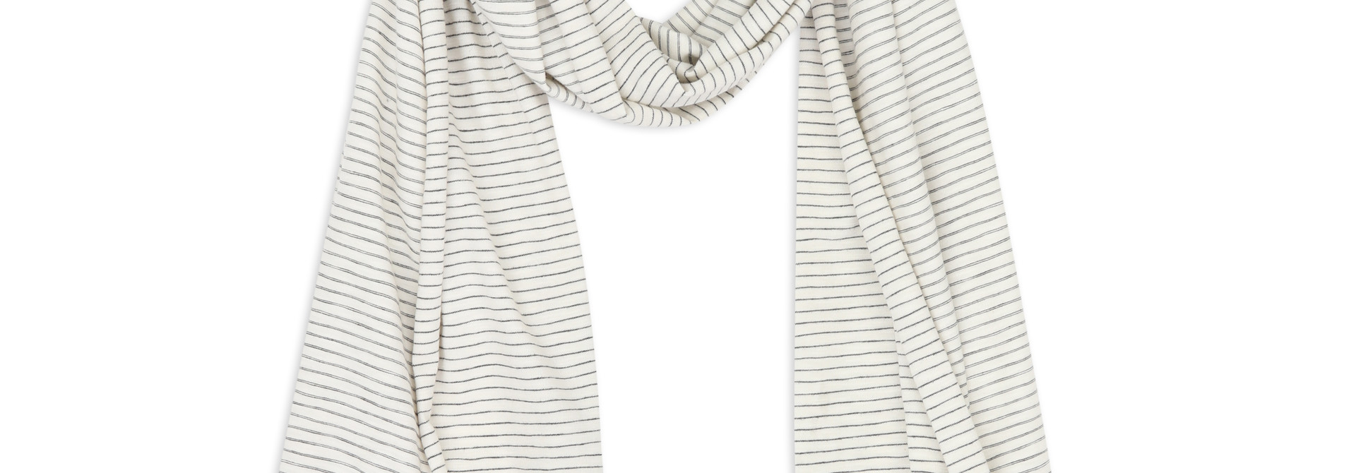 Scarf stripes - Vanilla stripe