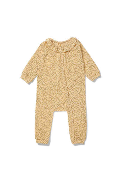 CHLEO ONESIE - BUTTERCUP-YELLOW