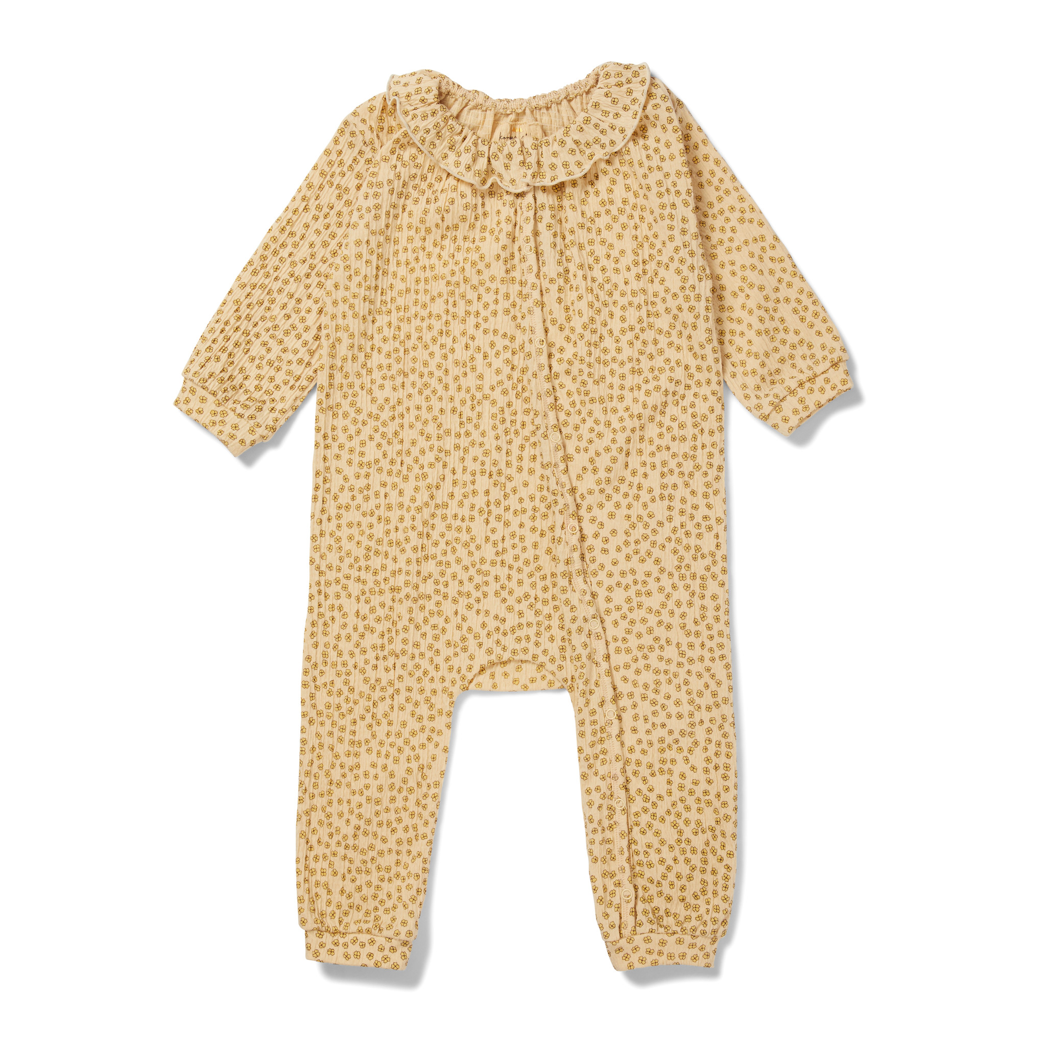 CHLEO ONESIE - BUTTERCUP-YELLOW-1