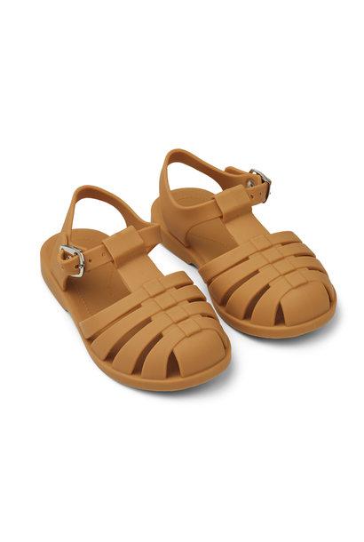 Bre Sandals - Mustard