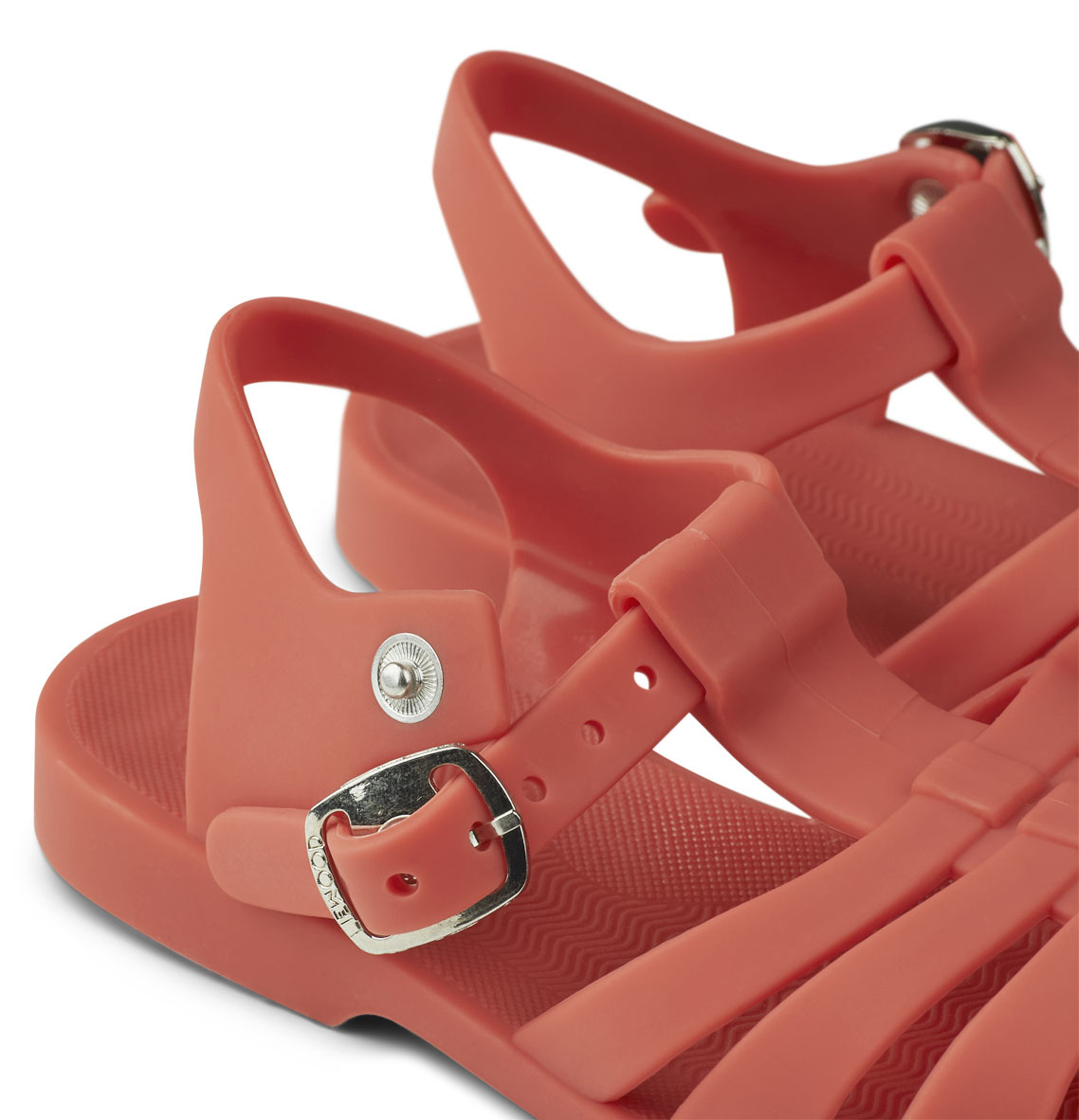 Bre Sandals - Apple red-3