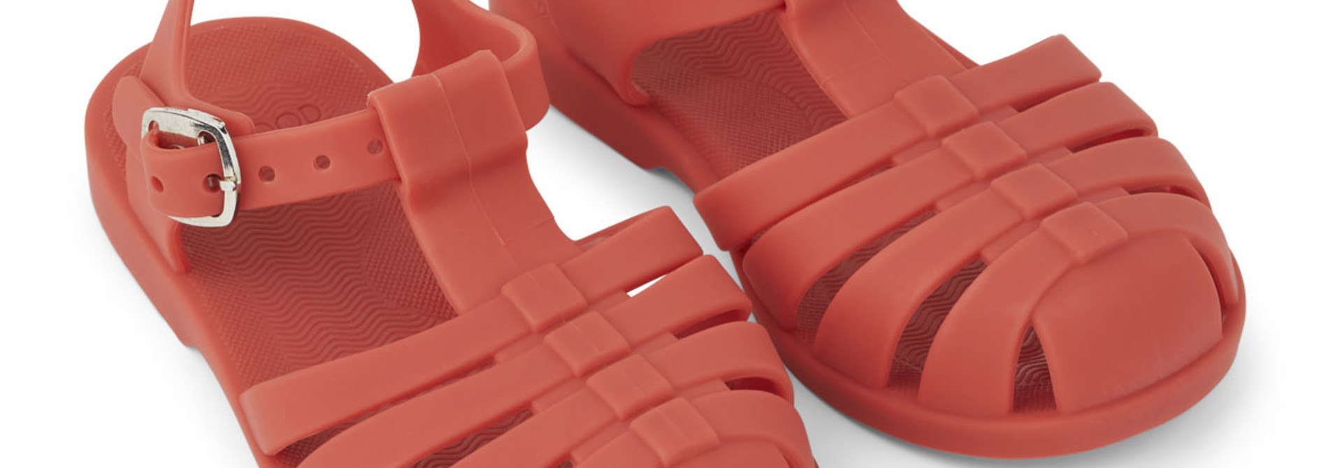 Bre Sandals - Apple red