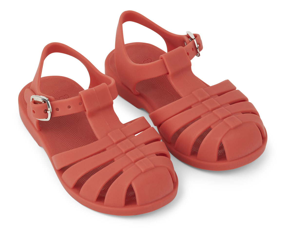 Bre Sandals - Apple red-1