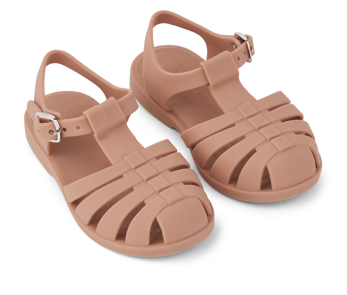 Bre Sandals - Tuscany rose-1