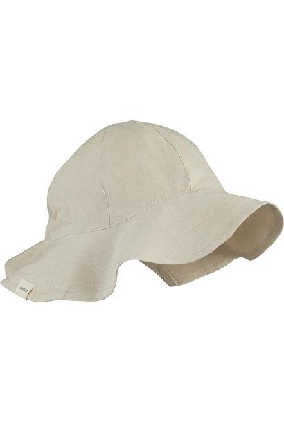 Dorrit sun hat - Sandy