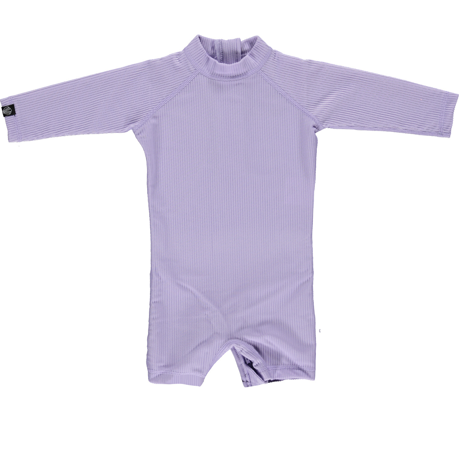 Lavender Ribbed Baby-1