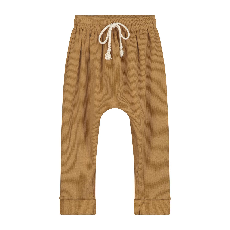 Moos pants sandstone-1