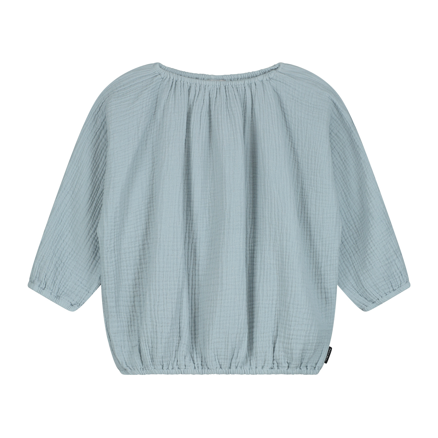 Lily top pearl blue-1