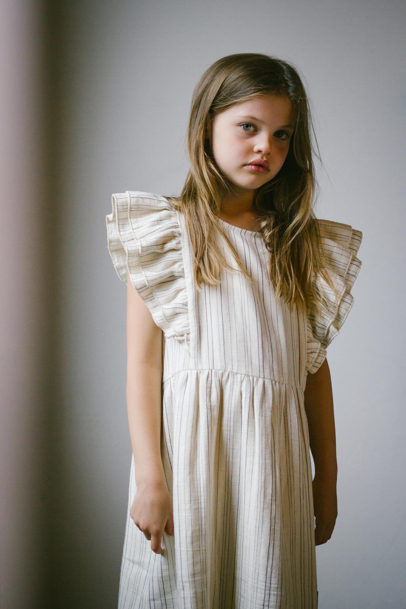 Gina dress mellow blush-3