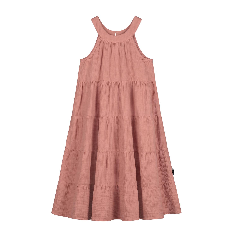 Dolly dress rose dawn-1