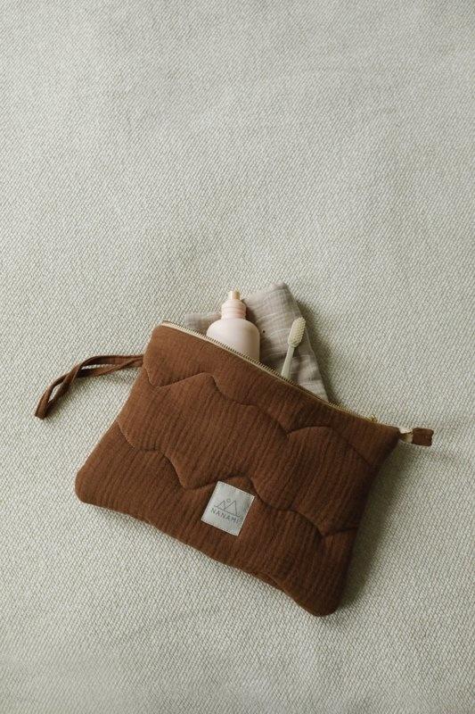 Clutch - brown-1
