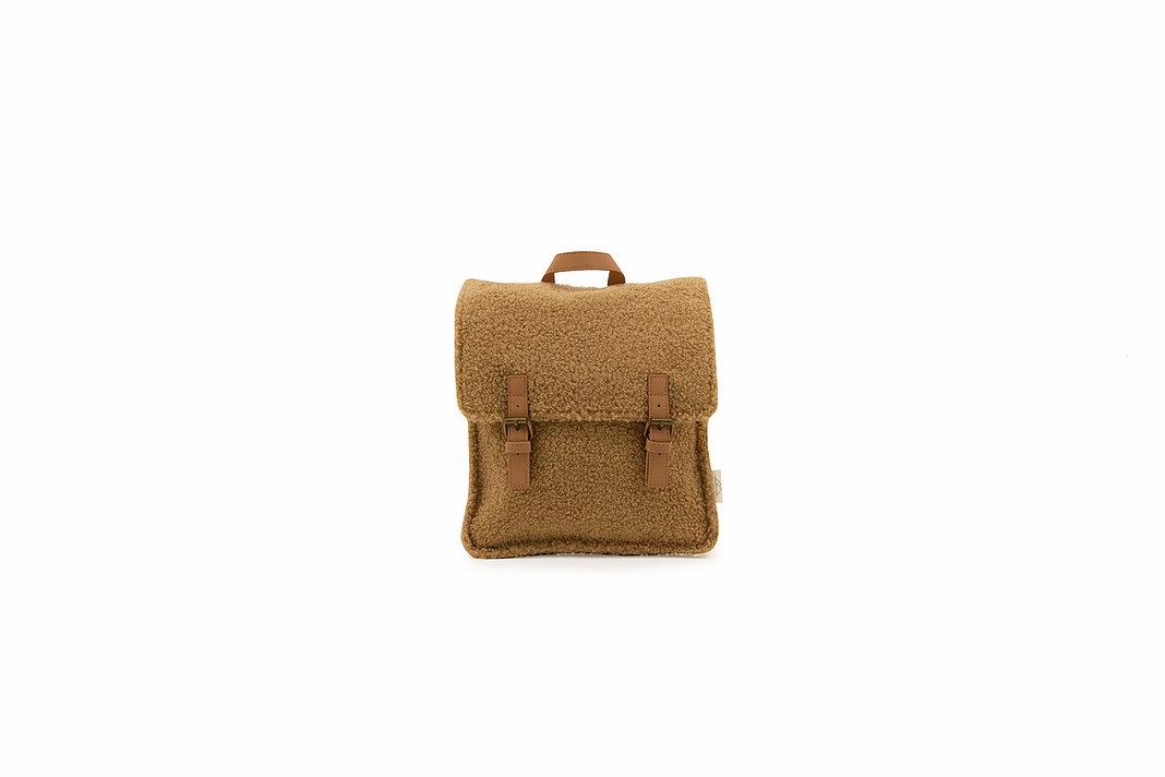 Teddy backpack - sand-1