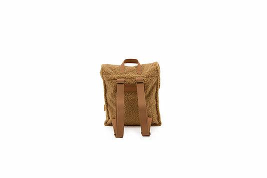 Teddy backpack - sand-2