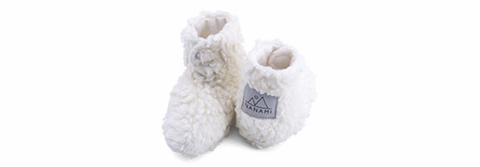 Newborn shoes - teddy