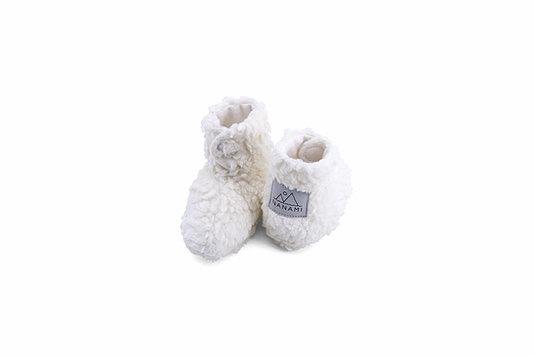 Newborn shoes - teddy-1
