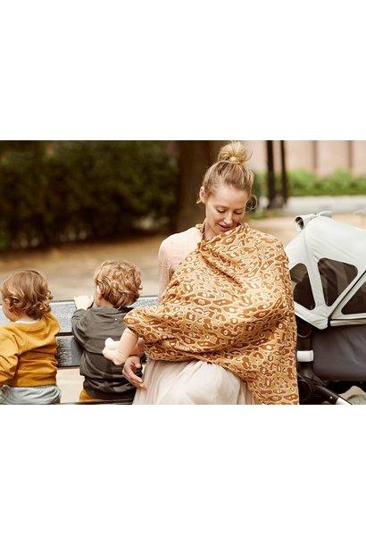 Breastfeeding scarf Pebble