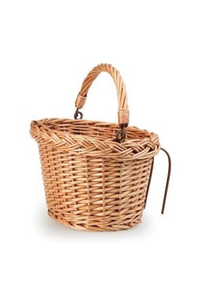 Rotan bike basket