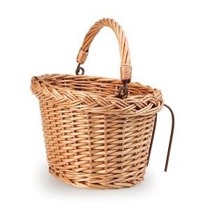 Rotan bike basket-1