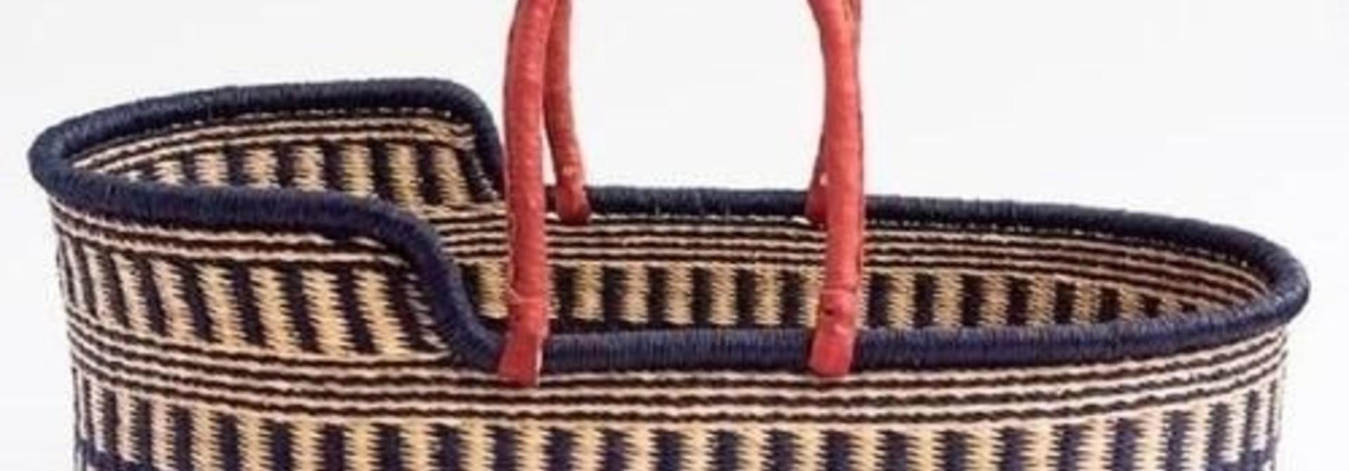 Bolga Moses basket - Ghana