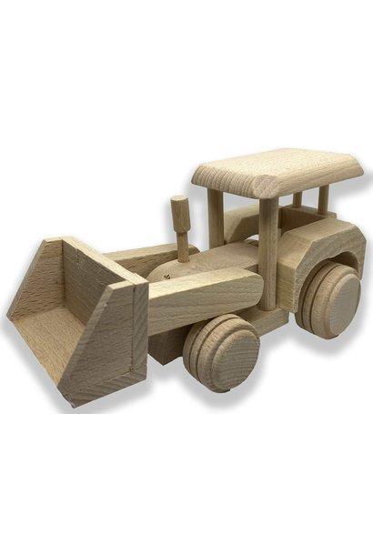 Wooden excavator