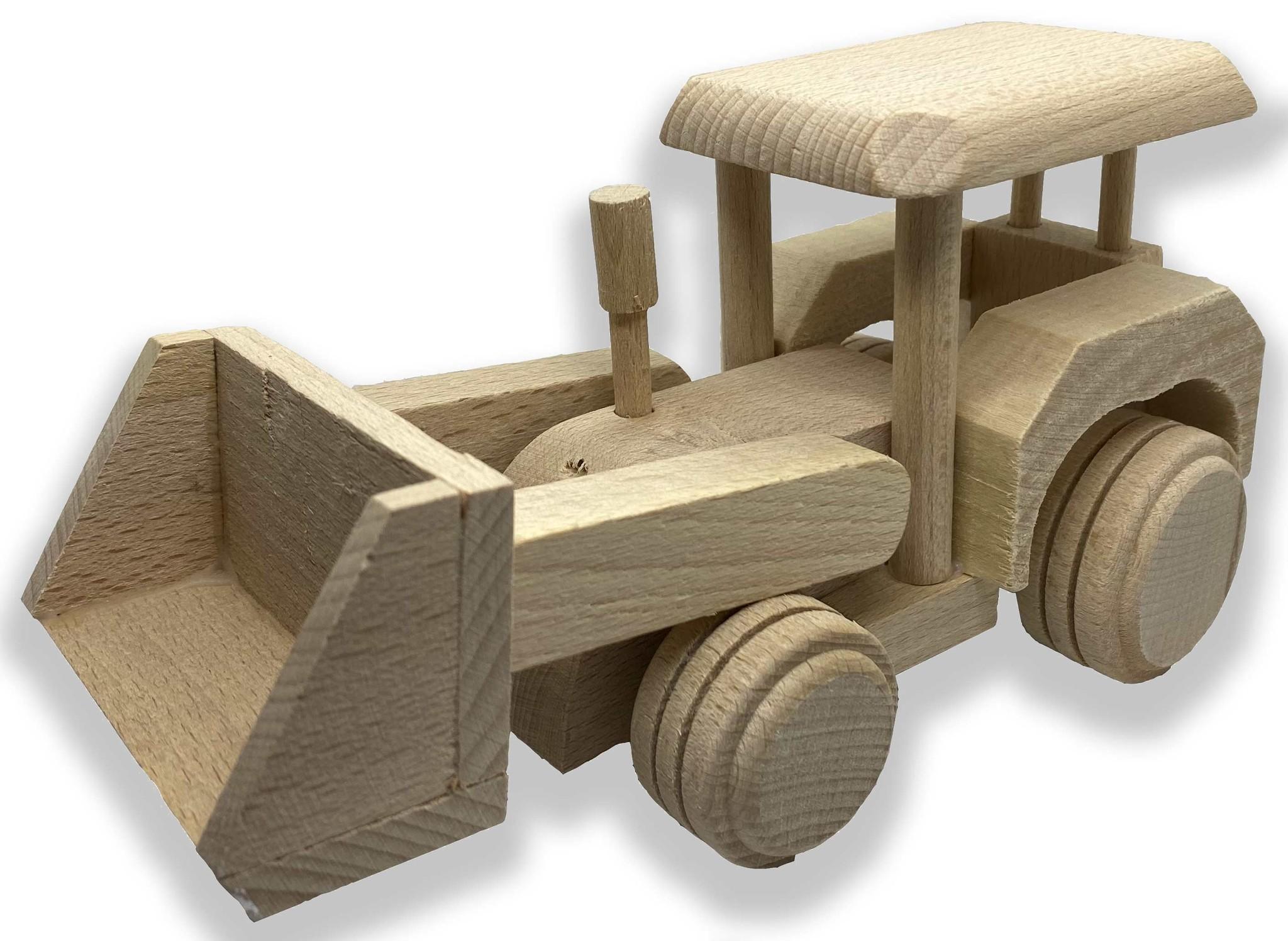 Wooden excavator-1
