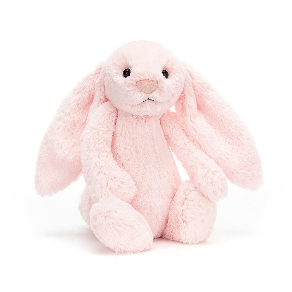 Bashful Pink Bunny Medium-1