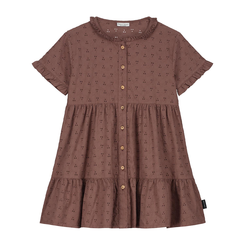 Celine dress taupe-1
