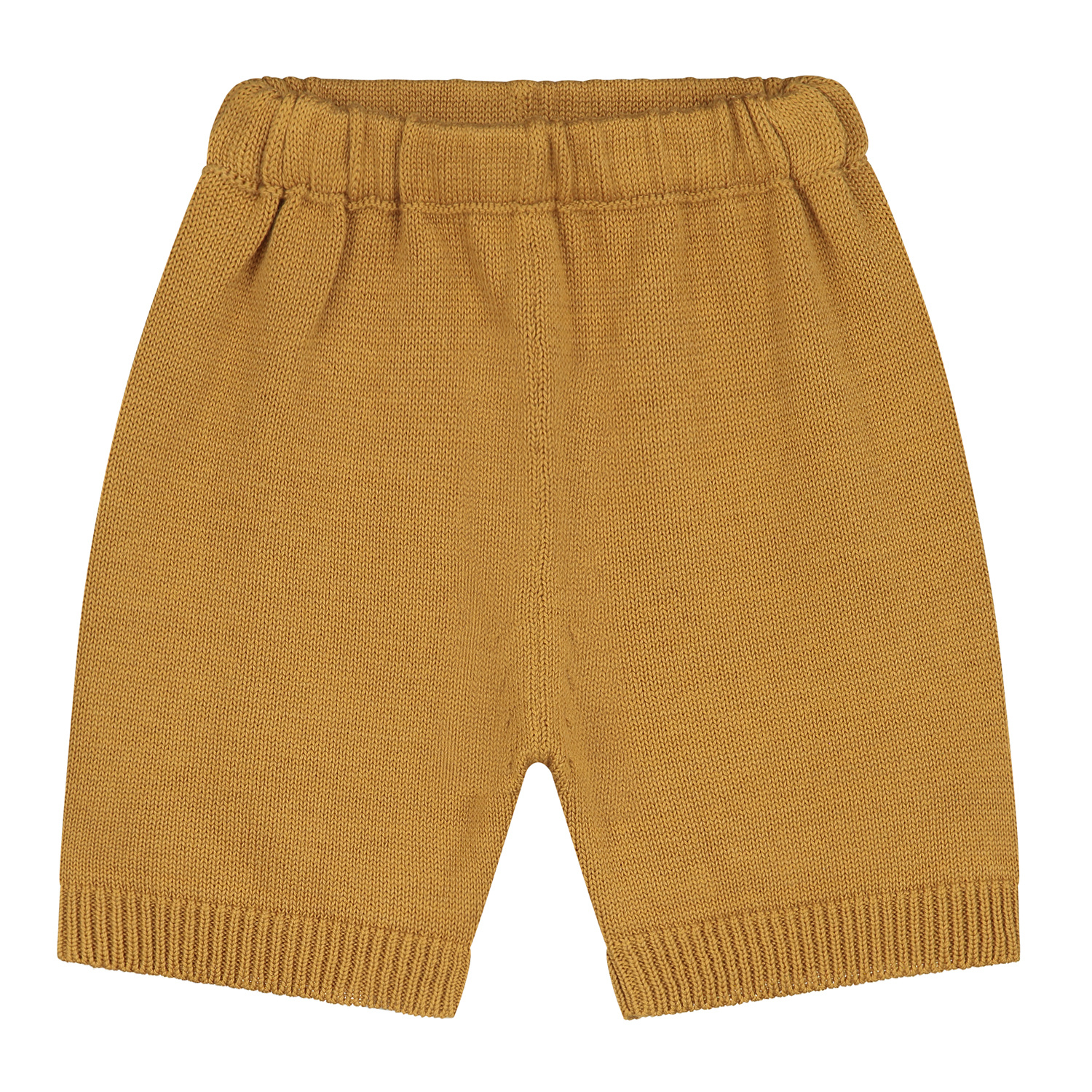 Mini summer knitted shorts-1